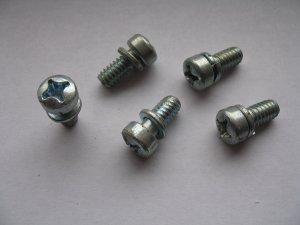 TECUMSEH SCREW AND LOCK WASHER-30063--650898