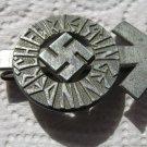 HITLER YOUTH PROFICIENCY BADGE-WITH NAZI SWASTIKA