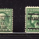 USA SCOTT# 498, PRECANCELED STAMPS (LOT# 210)