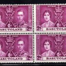 SCOTT# 16, BASUTOLAND-KING GEORGE CORONATION ISSUE