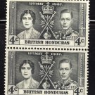 SC0TT# 113 KING GEORGE Vl CORONATION ISSUE