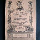 Harper's Monthly Magazine October 1897 No 569