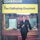 Graham Kerr Cookbook by The Galloping Gourmet 1969 1st