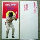 Phillies Kool Aid Salute to Pete Rose July 6,1986