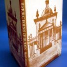 Historic Houses of Britain Book by Mark Girouard 1979