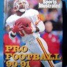 Sports Illustrated Pro Football '90-91 Book DJ