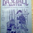 Baseball Banter Booklet 1944 Humorous Stories Gehrig