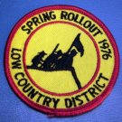 Spring 1976 Low Country District SC Boy Scout Patch