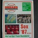 Sox 87 ~ Red Sox Diehard Magazine December 1987 NM