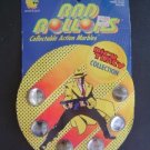 Dick Tracy Rad Rollers Collectiable Action Marbles MIP