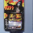 Johnny Lightning Gene Simmons Die-Cast Kiss Card  #13