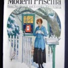 Feb 1919 Modern Priscilla Magazine Pretty Woman - Bayha