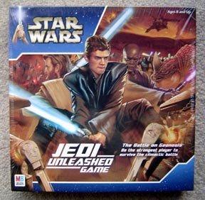 Star Wars Jedi Unleashed Game 2002 Geonosis Sealed