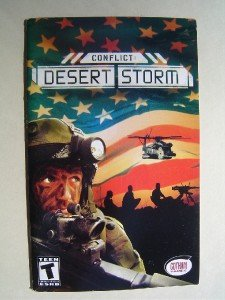 Booklet Manual ONLY for Conflict Desert Storm Gotham