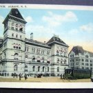 Post Office Albany New York Post Card