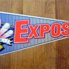 Montreal Expos New Baseball Pennant 1990's Wincraft