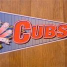 Chicago Cubs New Baseball Pennant 1990's Wincraft