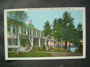 Breezy Knoll Inn Pontoosuc Lake Pittsfield  Mass