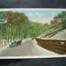 Mohawk Trail Through The Berkshire Hills Mass Post Card