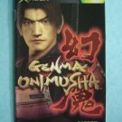 Video Booklet Manual ONLY for Xbox Genma Onimusha