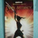 Video Booklet Manual ONLY for Xbox Dark Alliance