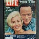 May 18 1962 LIFE Mag New Hero For Orbit Scott Carpenter