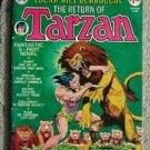 Return of Tarzan Limited Collectors Ed Burroughs 1974