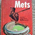 The Amazing Mets Book by Jerry Mitchell 1966 Hardcover