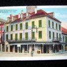 New Orleans Louisiana Napoleon Bonaparte House Postcard