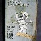 Model Aviation Mar 1962  ~ Academy of Model Aeronautics