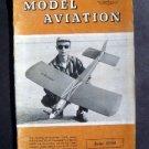 Model Aviation Jun 1960  ~ Academy of Model Aeronautics