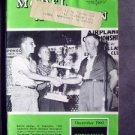 Model Aviation Dec 1960  ~ Academy of Model Aeronautics
