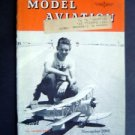 Model Aviation Nov 1960  ~ Academy of Model Aeronautics