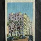 Telephone Building Worcester Mass Postcard