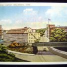 Early 1944 American Thread Co Willimantic Conn Postcard