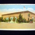 1931 El Zaribar Temple AANOMS Phoenix Arizona Postcard