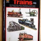 Trains Visual Books by R Bucknall 1971