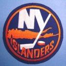 """NY Islanders Hockey Cloth Jacket Jersey 7"""" Patch"""