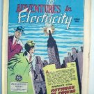 1946 General Electric Comic~Adventures In Electricity