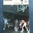1977-1979 Sportscaster Card Basketball Refereeing 07-09