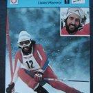 1977-1979 Sportscaster Card Alpine Skiing Heini Hemmi 14-21