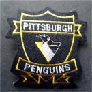 """Pittsburgh Penguins NHL Hockey 3"""" Crest Patch"""