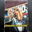 Joe Camel Cigarettes Deck Playing Cards Smooth Character Smooth Deal 1989