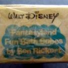 Walt Disney Fantasyland Fun Bath Cubes by Ben Rickert Sealed Goofy +