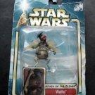 Star Wars Watto Mos Espa Junk Dealer Figure Attack of Clones Hasbro 2002 #50