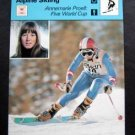 1977-1979 Sportscaster Card Alpine Skiing Annemarie Proell  5 World Cups 04-13