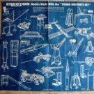 How to Use Your Erector Beginners Set & Models Made with Young Builders Insert