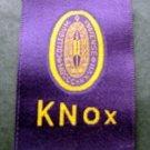 Vintage 1910 Egyptienne Luxury Cigarette Tobacco Silk S25 Knox College