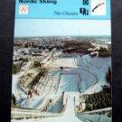 1977-1979 Sportscaster Card The Principal Nordic Skiing Classics 09-02