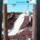 1977-1979 Sportscaster Card Nordic Skiing Holmenkollen 09-03